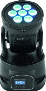 Eurolite LED Moving-Head Wash